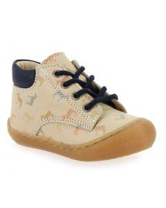 SIMON Beige 6431801 pour Enfant garçon, Bébé garçon vendues par JEF Chaussures
