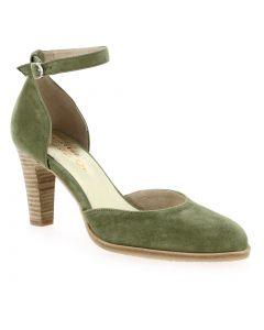 H0477G Vert 5856502 pour Femme vendues par JEF Chaussures