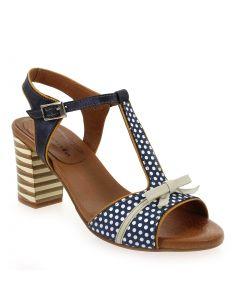 2118 Bleu 6481601 pour Femme vendues par JEF Chaussures