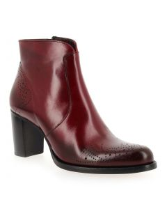 RACRANGE Rouge 6411303 pour Femme vendues par JEF Chaussures
