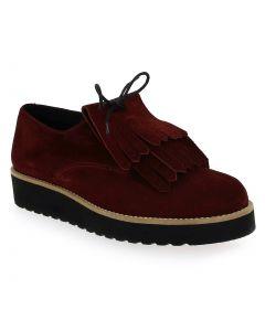 CLIO FRANGES Rouge 5422504 pour Femme vendues par JEF Chaussures