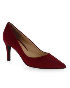 10509 Rouge 5541103 pour Femme vendues par JEF Chaussures