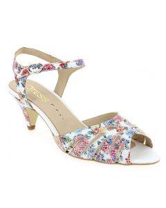 221 Blanc 5542201 pour Femme vendues par JEF Chaussures