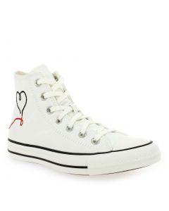 CHUCK TAYLOR ALL STAR HI 171158C Blanc 6410002 pour Femme vendues par JEF Chaussures