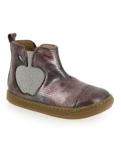 BOUBA  APPLE Argent 5662401 pour Enfant fille vendues par JEF Chaussures