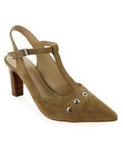 PLOUM Beige 5552301 pour Femme vendues par JEF Chaussures