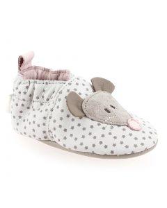 LITTLE MOUSE Gris 6231201 pour Bébé fille, Enfant fille vendues par JEF Chaussures