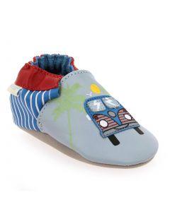 ROAD TRIP Bleu 6416001 pour Enfant garçon, Bébé garçon vendues par JEF Chaussures