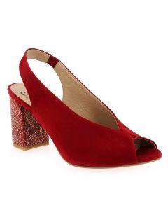 5930 Rouge 6265702 pour Femme vendues par JEF Chaussures