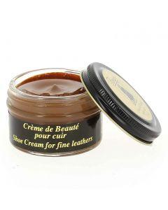 Crème semi-teignante pour cuir