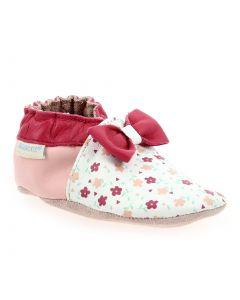 FLOWERY Blanc 6231001 pour Bébé fille, Enfant fille vendues par JEF Chaussures