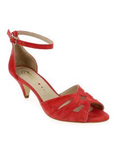 220 Rouge 5542102 pour Femme vendues par JEF Chaussures