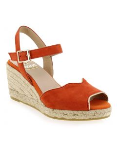 9214 LAURA Orange 5780103 pour Femme vendues par JEF Chaussures