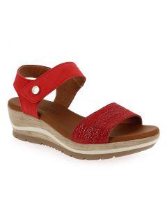 18219 Rouge 6291702 pour Femme vendues par JEF Chaussures