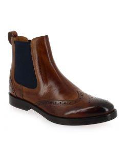 AMELIE 5 Camel 6094203 pour Femme vendues par JEF Chaussures