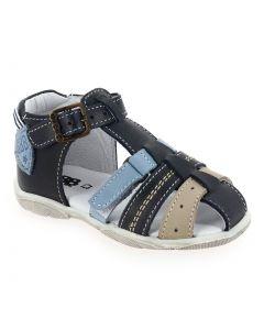 BYZANTE Bleu 6241001 pour Enfant garçon vendues par JEF Chaussures