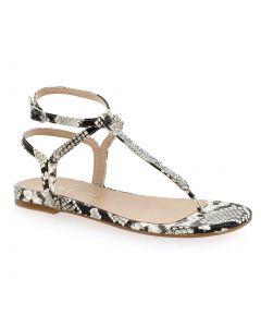 CHARLE Beige 5807002 pour Femme vendues par JEF Chaussures