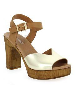 4650 Doré 6490201 pour Femme vendues par JEF Chaussures