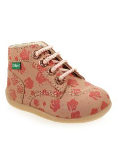 BONBON-2 FLOWER Rose 6421801 pour Bébé fille, Enfant fille vendues par JEF Chaussures