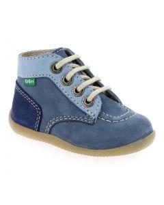 BONBON 2 TRICOLORE Bleu 6214901 pour Enfant garçon, Bébé garçon vendues par JEF Chaussures