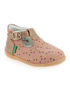 BONBEK-2 POIS Rose 6213601 pour Bébé fille, Enfant fille vendues par JEF Chaussures