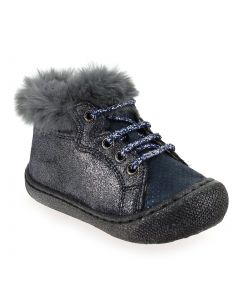 BARKS Bleu 6358101 pour Bébé fille, Enfant fille vendues par JEF Chaussures