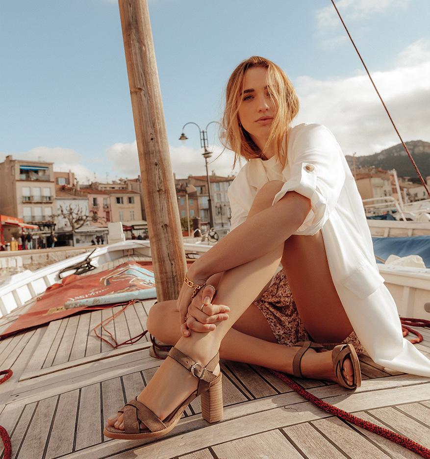 nouveautés jef chaussures Femme