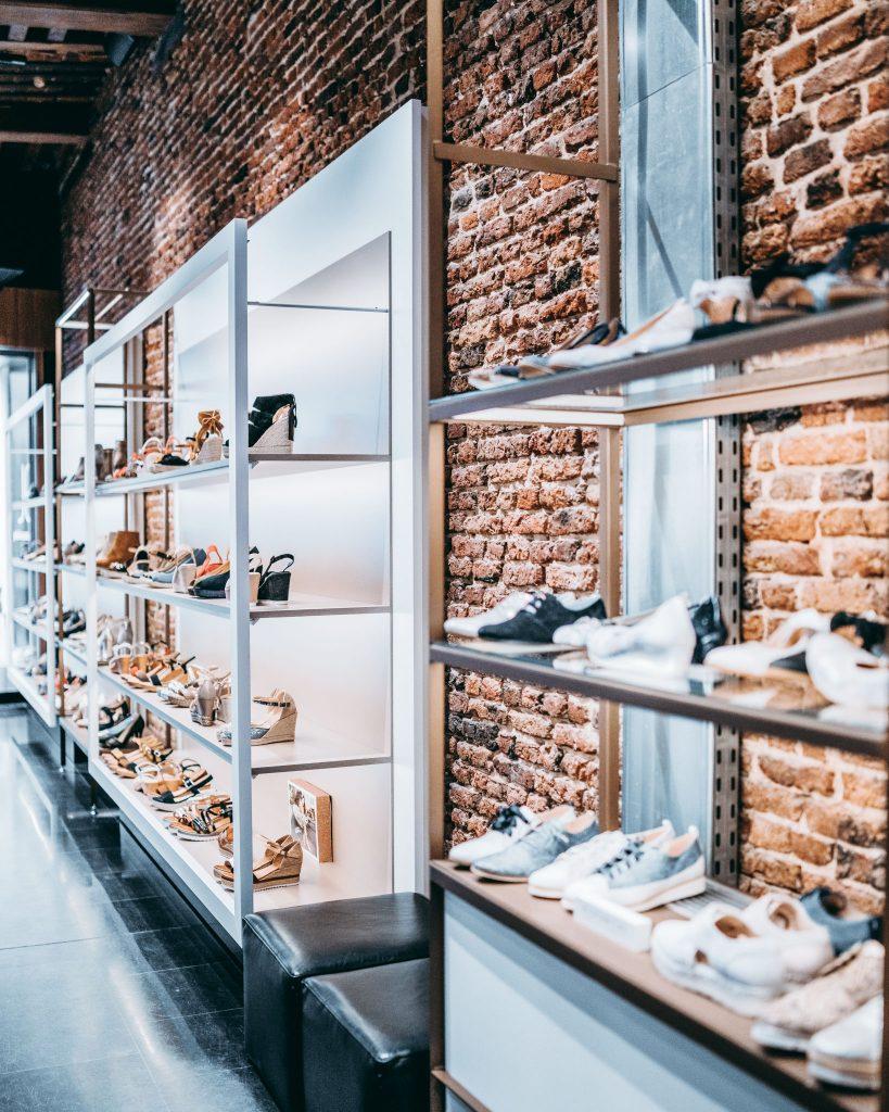 JEF Chaussures Cité Europe